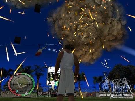 RAIN OF BOXES for GTA San Andreas third screenshot