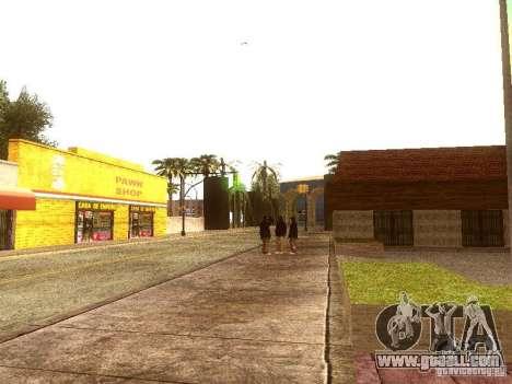 New Enb series 2011 for GTA San Andreas forth screenshot
