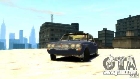 VAZ 2103 Street Tuning for GTA 4 right view