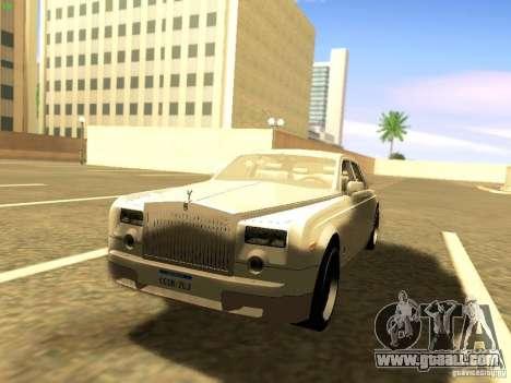 Rolls-Royce Phantom V16 for GTA San Andreas