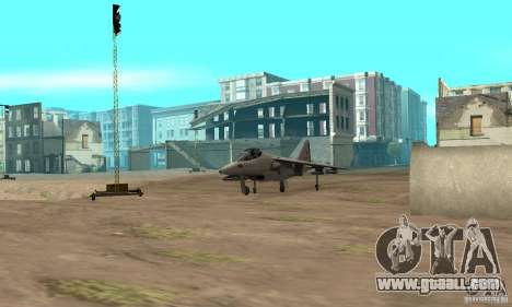 Air War for GTA San Andreas seventh screenshot