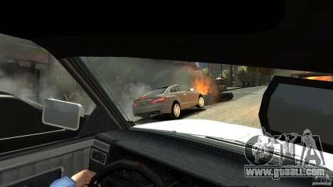 Mercedes-Benz E 500 Coupe V2 for GTA 4 engine