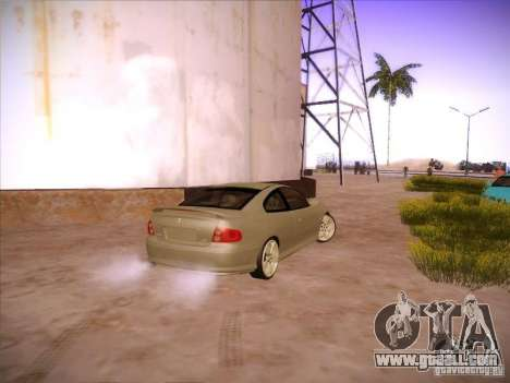 Pontiac FE GTO for GTA San Andreas right view