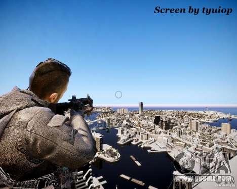 Modern Warfare 3 Soap Europe for GTA 4 second screenshot
