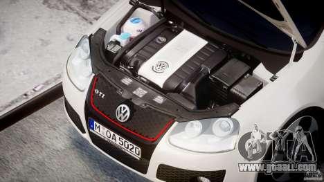 Volkswagen Golf GTI 2006 v1.0 for GTA 4 right view