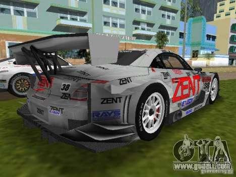 Lexus SC430 GT for GTA Vice City back left view