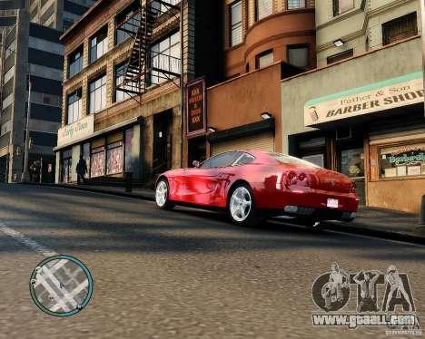 Ferrari 612 Scaglietti for GTA 4 right view