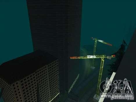 New CITY v1 for GTA San Andreas eighth screenshot