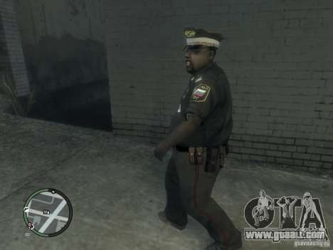Russian Cops for GTA 4 third screenshot