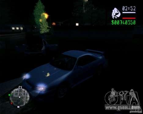 New Fonts 2011 for GTA San Andreas third screenshot