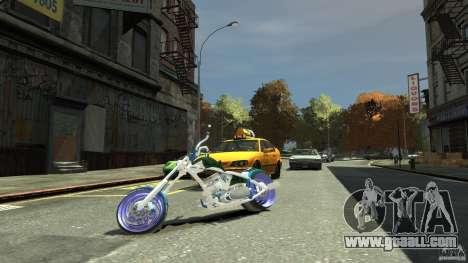 HellFire Chopper for GTA 4