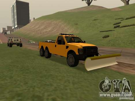 Ford Super Duty F-series for GTA San Andreas