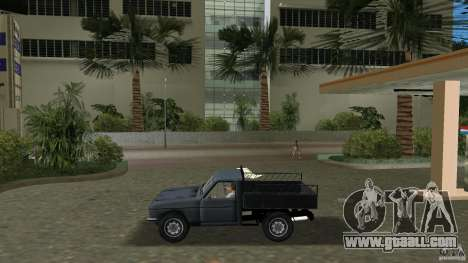 Anadol Pikap for GTA Vice City left view