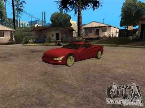 HD Cheetah for GTA San Andreas