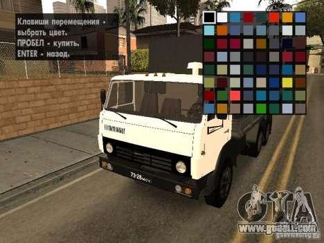 New Carcols by CR v3.0 for GTA San Andreas