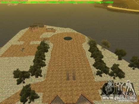Statue of liberty 2013 for GTA San Andreas twelth screenshot