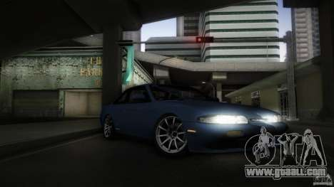 Nissan Silvia S14 Zenk for GTA San Andreas inner view