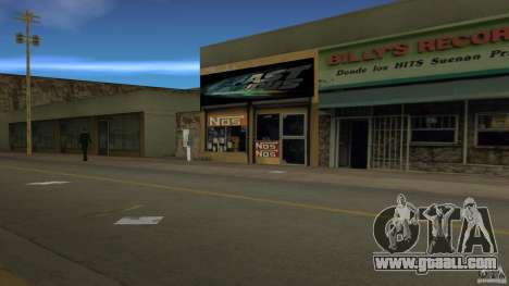 Der 2 Fast 2 Furious Shop for GTA Vice City second screenshot