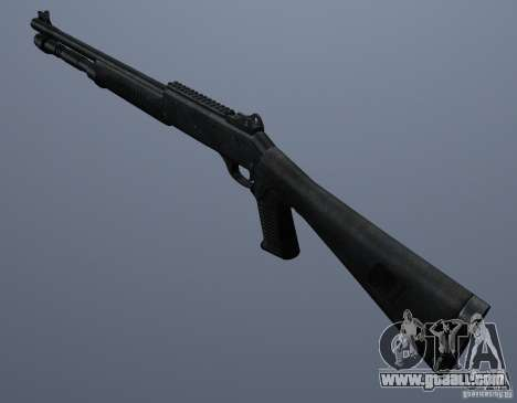 XM1014 for GTA San Andreas