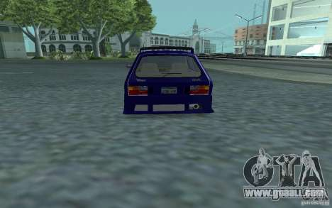 Yugo 45 Tuneable for GTA San Andreas right view