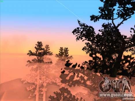 SGR ENB Settings for GTA San Andreas third screenshot