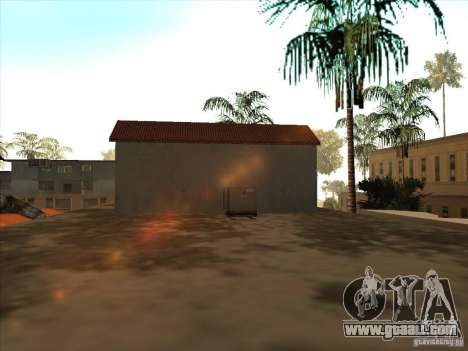 Map for Parkour and bmx for GTA San Andreas forth screenshot