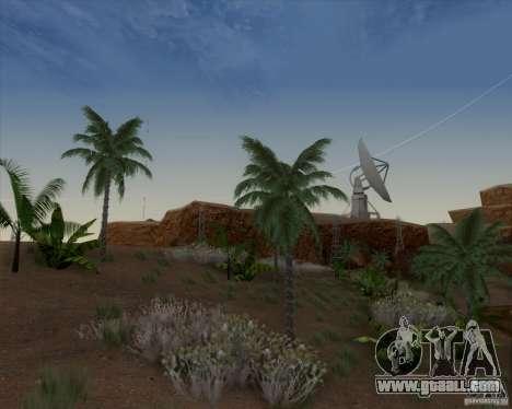 HQ Country N2 Desert for GTA San Andreas second screenshot