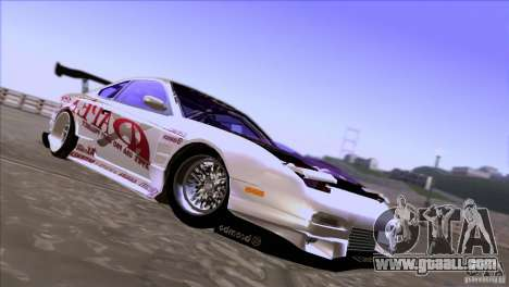 Nissan 150SX Drift for GTA San Andreas side view