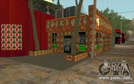 A new village Dillimur for GTA San Andreas third screenshot