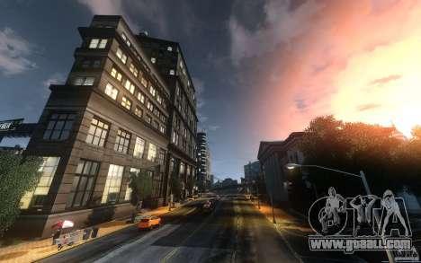 Menu and boot screens of Liberty City in GTA 4 for GTA San Andreas fifth screenshot