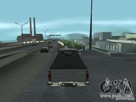 Nissan Pick-up D21 for GTA San Andreas right view