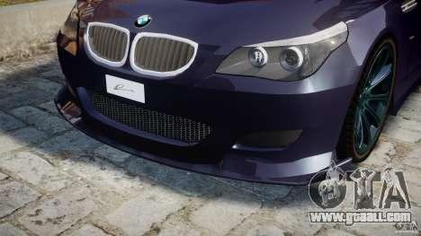 BMW M5 Lumma Tuning [BETA] for GTA 4 engine
