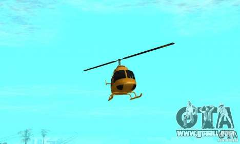 VIP TAXI for GTA San Andreas seventh screenshot