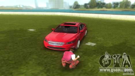 Ford Taurus for GTA Vice City