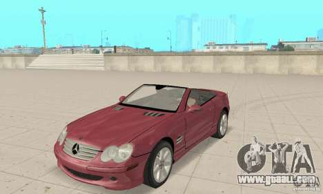 Mercedes-Benz SL500 (R230) for GTA San Andreas