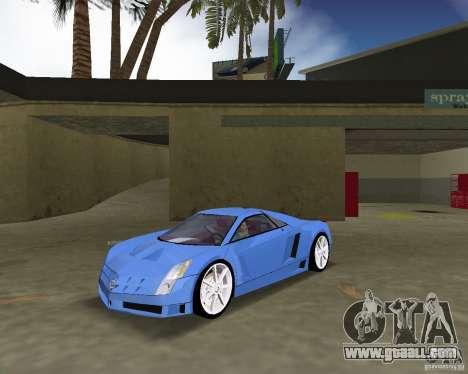 Cadillac Cien for GTA Vice City
