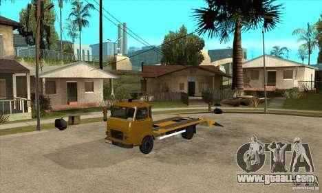 Avia A31 Tow Truck for GTA San Andreas
