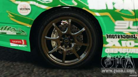 Nissan Silvia KeiOffice for GTA 4 side view