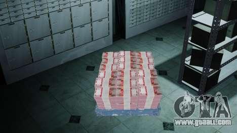 Indonesian money for GTA 4 forth screenshot