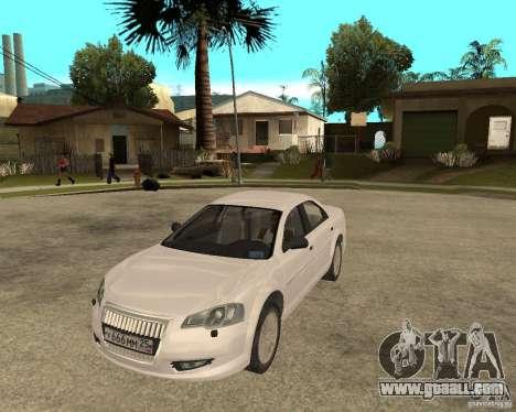 GAZ Volga Siber 2.5 AT for GTA San Andreas