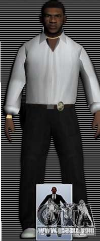 New FBI Agents for GTA San Andreas third screenshot