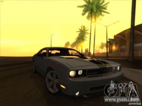 SGR ENB Settings for GTA San Andreas forth screenshot