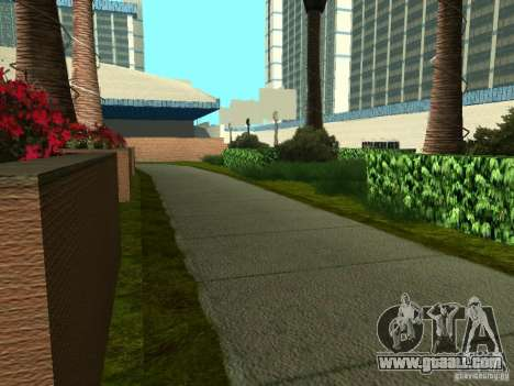 New textures for The High Roller Casino for GTA San Andreas forth screenshot