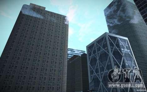 HD Skyscrapers for GTA San Andreas forth screenshot