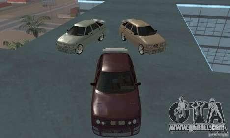 LADA 2112 Tuning (F) for GTA San Andreas