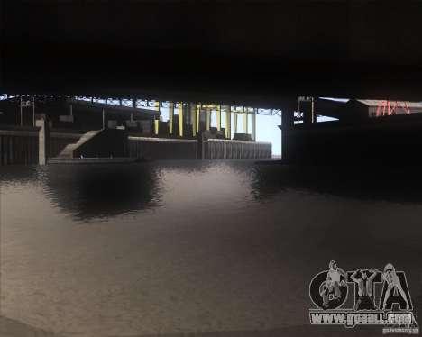 Enbsereis 0.74 (Dark 2) for GTA San Andreas third screenshot