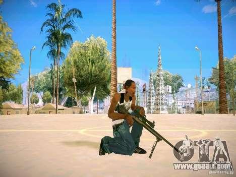 HD Pack weapons for GTA San Andreas ninth screenshot
