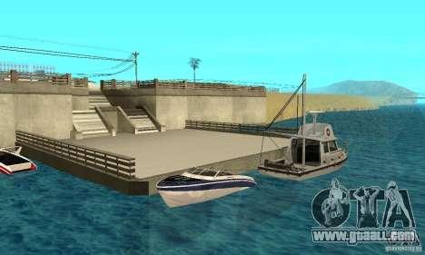 GTAIV Tropic for GTA San Andreas engine