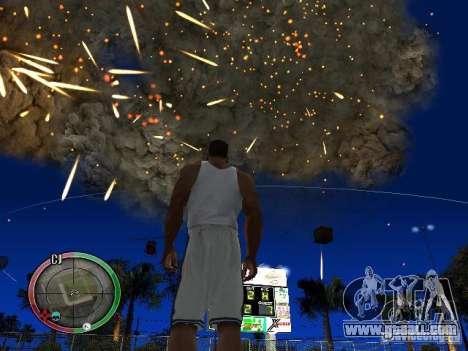 RAIN OF BOXES for GTA San Andreas seventh screenshot