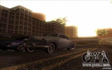 Mercury Coupe 1949 v1.0 for GTA San Andreas